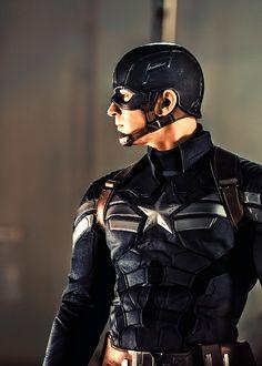 Commander Steven Grant Rogers