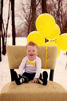 """Hostess with the Mostess® - Caleb's """"You Are My Sunshine"""" 1st Birthday Party"""