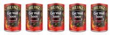 Love this. Send a virtual Can of Soup to a friend with a cold?