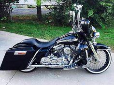 "Follow ""HD Tourers and Baggers"" on Instagram Facebook Twitter Flickr & Tumblr ===================== Follow / Tag / DM to be featured #hdtourersandbaggers ===================== #instamotogallery #instamoto #motorcycles #harleydavidson #roadkingclassic #roadking #roadglide #streetglide #softail #showoffmyharley #harleysofinstagram #harleylife #bikelife #bikersofinstagra #bikestagram #harleyrider #harleyriders #customharley #throttlezone #harleydavidsonnation #bikeswithoutlimits…"