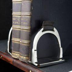 Stirrup Book Ends - bookends
