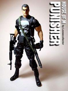 House of M: Punisher Custom Action Figure