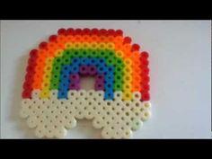 Résultats Google Recherche d'images correspondant à http://v027o.popscreen.com/NXpmY3N2VTZCSVEx_o_diy-perler-bead-rainbow.jpg