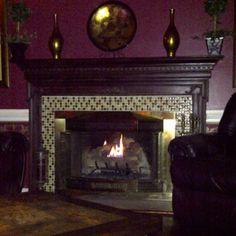 7 Best Tile Ideas Images Mosaic Tile Fireplace