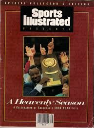 Image result for arkansas sports illustrated covers