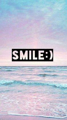 Smile:) Ocean ⚓