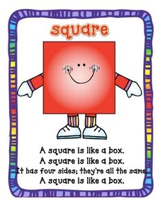 Square Shape Poems (song)