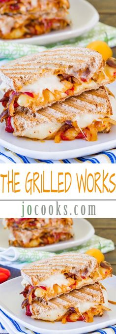 The Grilled Works