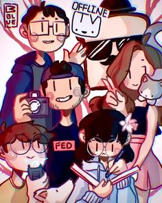O Tv, Youtube Gamer, Book Fandoms, I Fall, Streamers, Amazing Art, Youtubers, Iphone Wallpaper, Mickey Mouse
