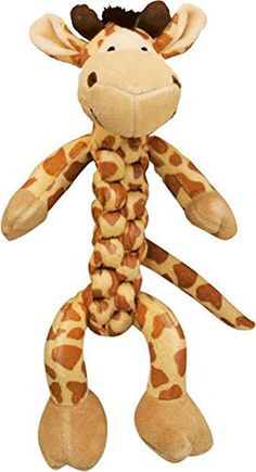 KONG Safari BraidZ Giraffe, Dog Toy, Small * Check this awesome product by going to the link at the image. (This is an affiliate link and I receive a commission for the sales) Kong Dog Toys, Dog Chew Toys, Pet Dogs, Pets, Dog Itching, Dog Training Pads, Dog Dental Care, Dog Food Storage, Dog Shower