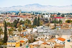 View to Nicosia, Turkish side of Cyprus in background. #nicosia... #nicosia: View to Nicosia, Turkish side of Cyprus in… #nicosia