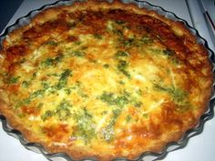 Kielenvievä juusto-kinkkupiiras Creme Brulee, Cheesecakes, Quiche, Picnic, Good Food, Food And Drink, Pizza, Dinner, Breakfast