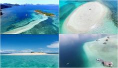White Sand Vanishing Island In The Philippines - Most of us just couldn't get enough of a white sand beach. As obviously for every travel enthusiasts heart, its one of the best and
