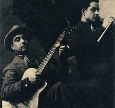 PlanetBarberella's Bipolar express: Django Reinhardt....the BIG ...