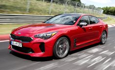 Kia Stinger With 3.3L V6 and AWD Priced From $47K in Canada : The Kia Stinger with the 3.3-liter twin-turbochargedV6 and all-wheel drive has been priced from $47000 in Canada. Unlike in surrounding markets the Stinger will only be offered with the 3.3-