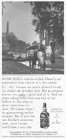 Jack Daniel's Distillery Visitors 1983 Ad Picture