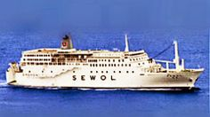 M/V Sewol, a Korean ferry that regularly sails from Incheon to Jeju Island started sailing towards the kids' destination. Just 25 kilometers after, the vessel made a sharp turn to the left.