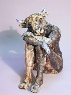 Lonely minotaur