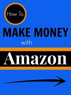 How to make money with Amazon on your blog @Maaike Anema Anema Anema Boven make lists ... #blogging #affiliates #monetize