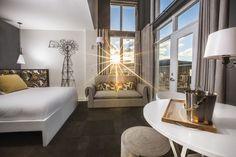 LEMAYMICHAUD | Design | Architecture | Interior Design | La Ferme | Hotel | Charlevoix | Le Massif | Hospitality | Suite | Room | Seating | Lounge |
