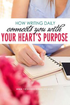 A FREE 30-day step-by-step planner for tapping into your writing passion & purpose.