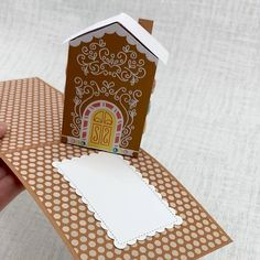 Stampin Up Paper Pumpkin Jolly Gingerbread November 2020 ** Stampin Up Yummy Christmas ** made by Vy