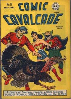 Looking for a special comic book issue? Post your want to www.fyndit.com and an army of FyndIt users will track it down for you. #FyndIt #ComicBook #Thanksgiving