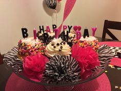 Cupcakes...Accented by our custom cake stand!