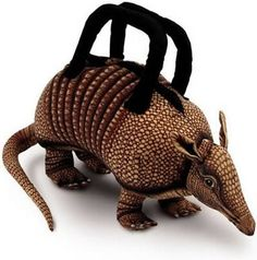 ugly aardvark handbag