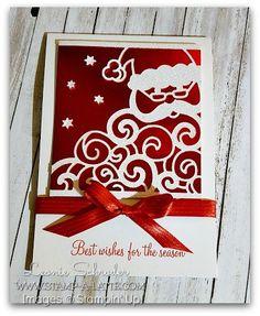 Dazzling Santa usng