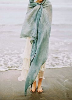 Married to the Sea | Belle Lumiere via Kathryn O'Neill Makeup