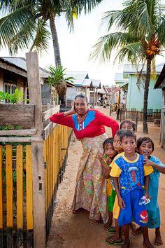 Illes Moluques (o Maluques. En indonesi: Kepulauan Maluku), Indonèsia.