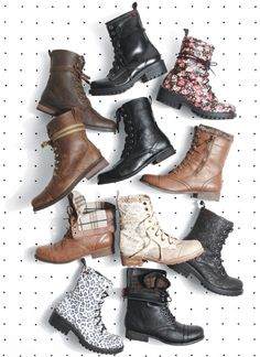 New Fall Boots at dELiA*s