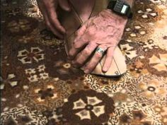 How to make moccasins part 1