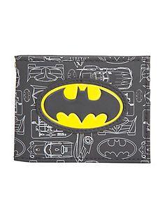 Batman Schematic Wallet,
