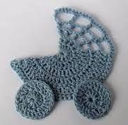 Resultado de imagen para recuerditos para baby shower para imprimir Crochet Baby, Free Pattern, Crochet Patterns, Couture, Dolls, Babyshower, Images, Fashion, Crocheting Patterns