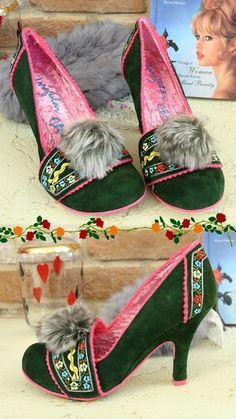 Dirndl shoes