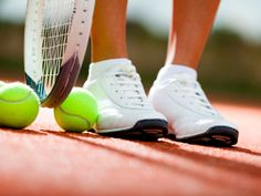 5 Health Benefits of Playing Tennis By Michael Cramton | For Active.com