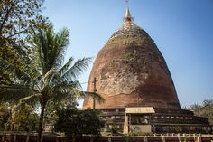Birmanie - Pyu city of Sri Kestra in Pyay, Myanmar
