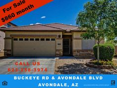 Beautiful home for sale in Avondale, AZ #arizona #Phoenix