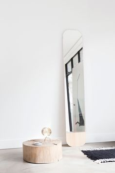 Bloesem Living   April and May and Loof's elegant take on the mirror