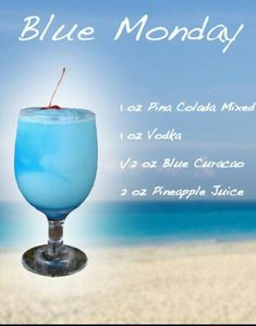 Blue Monday...how does it feel?