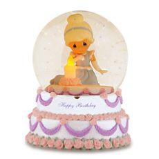 Cinderella Water Globe by Precious Moments