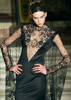 Julien Macdonald for Givenchy