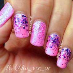 Instagram photo by ka_yee_or  #nail #nails #nailart