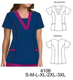 Dental Health Important Scrubs Pattern, Scrubs Uniform, Nursing Dress, Fashion Design Sketches, Couture, Fashion Sewing, Work Attire, Barbie Clothes, Dress Patterns