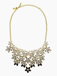 ombre bouquet statement necklace - kate spade new york