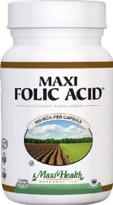 """Folic Acid, it's not just healthy for you, but it's healthy for your brain. Take it daily to help clear up the """"brain fog"""" that you experience on a day to day basis."""