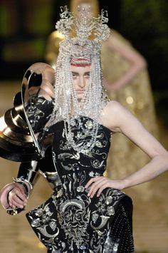 John Galliano for Christian Dior Fall / Winter 2006 Haute Couture