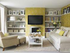 Living Room Open Concept